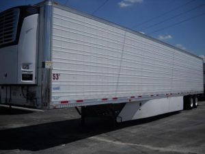 2012 VANGUARD REEFER TRAILER W/(460V) ELECTRIC STAND-BY SPEC 4050179339