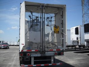 2012 VANGUARD REEFER TRAILER W/(460V) ELECTRIC STAND-BY SPEC 4050179357