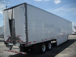 2012 VANGUARD REEFER TRAILER W/(460V) ELECTRIC STAND-BY SPEC 4050179365