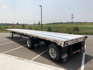 2020 UTILITY 4000AE COMBO FLATBED TRAILER *WEIGHT 8,835 LBS.* 4060107035