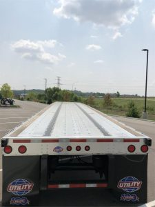 2020 UTILITY 4000AE COMBO FLATBED TRAILER *WEIGHT 8,835 LBS.* 4060107059