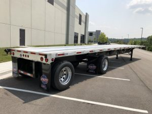 2020 UTILITY 4000AE COMBO FLATBED TRAILER *WEIGHT 8,835 LBS.* 4060107151