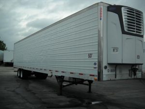 2012 UTILITY REEFER TRAILER W/(460V) ELECTRIC STAND-BY SPEC 4062441601