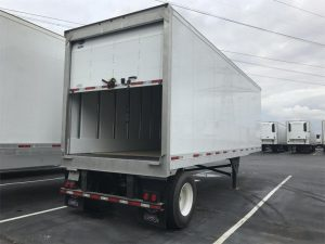2020 UTILITY 40' ROLL-UP DOOR VAN TRAILER - END LOADER/BEVERAGE 4158805305