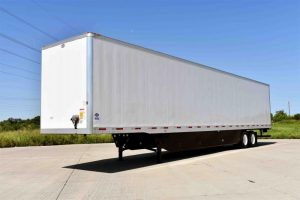 2021 UTILITY 53' 4000D-X-101 DRY VAN TRAILER W/ROLL UP DOOR 5034448045