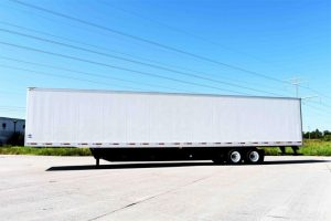 2021 UTILITY 53' 4000D-X-101 DRY VAN TRAILER W/ROLL UP DOOR 5034448183