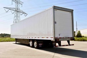 2021 UTILITY 53' 4000D-X-101 DRY VAN TRAILER W/ROLL UP DOOR 5034448301