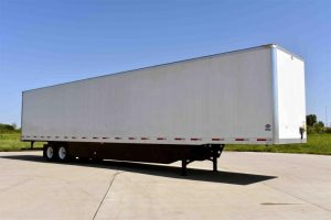 2021 UTILITY 53' 4000D-X-101 DRY VAN TRAILER W/ROLL UP DOOR 5034450933