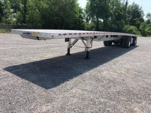 2021 REITNOUER BIG BUBBA ALUMINUM FLATBED TRAILER 5132629889