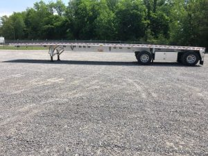 2021 REITNOUER BIG BUBBA ALUMINUM FLATBED TRAILER 5132629997