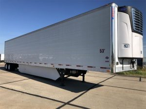2014 UTILITY REEFER TRAILER W/ELECTRIC STAND-BY 5142396651