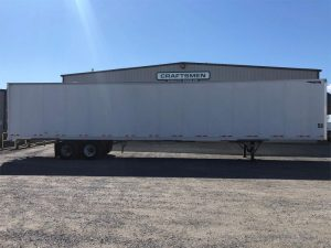 2012 GREAT DANE VAN BLUE LABEL PLATE TRAILER 6002473607