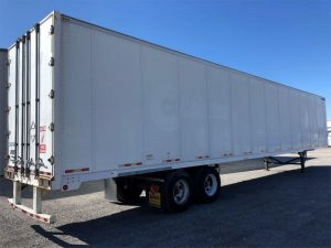 2012 GREAT DANE VAN BLUE LABEL PLATE TRAILER 6002473763