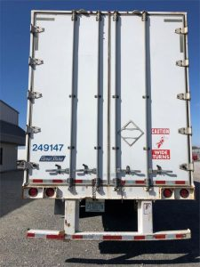 2012 GREAT DANE VAN BLUE LABEL PLATE TRAILER 6002473863