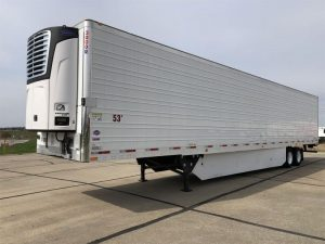2014 UTILITY REEFER TRAILER W/ELECTRIC STAND-BY 6020230235