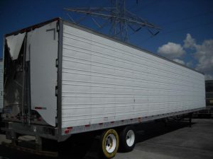 2013 GREAT DANE REEFER TRAILER W/ELECTRIC STAND-BY 4356274387
