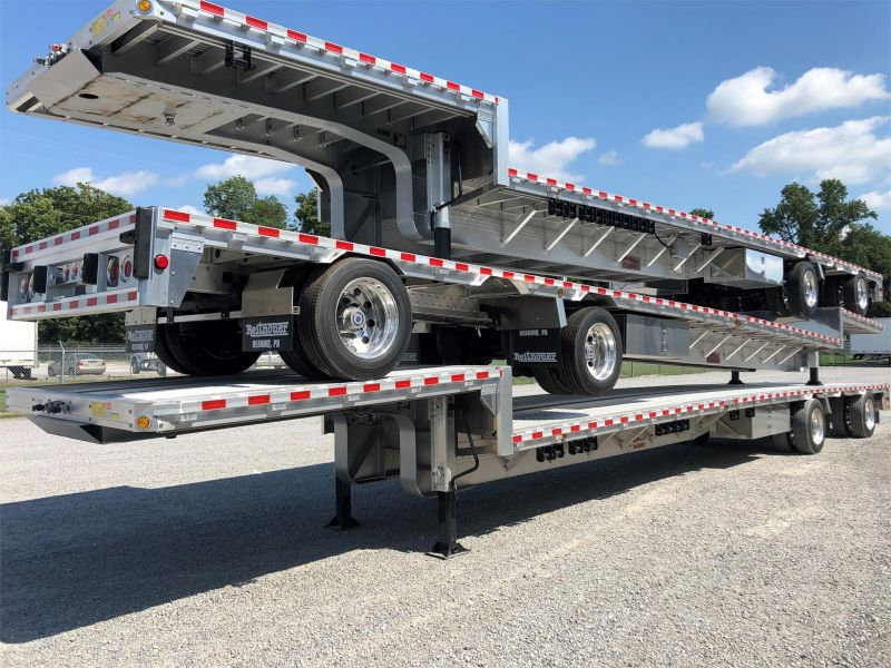 2021 REITNOUER DROPMISER DROP DECK TRAILER 5087434491