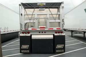 2021 EAST GENESIS ALUMINUM FRAMELESS END DUMP TRAILER 4020717141