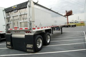 2021 EAST GENESIS ALUMINUM FRAMELESS END DUMP TRAILER 4020717415