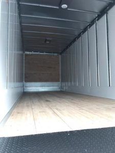 2021 UTILITY 28' ROLL-UP DOOR VAN TRAILER - END LOADER/BEVERAGE 4023021239