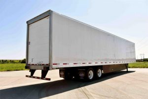 2022 UTILITY 53' 4000D-X-101 DRY VAN TRAILER W/ROLL UP DOOR 5034448315