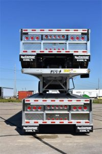 2021 REITNOUER BIG BUBBA ALUMINUM FLATBED TRAILER 5252914843