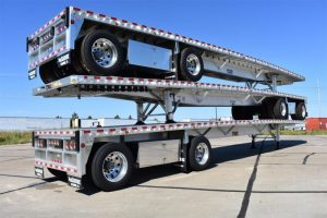 2021 REITNOUER BIG BUBBA ALUMINUM FLATBED TRAILER 5253194899