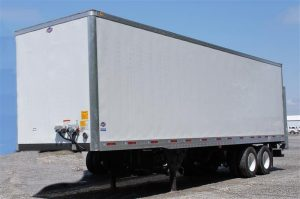 2021 UTILITY 36' ROLL-UP DOOR VAN TRAILER - END LOADER/BEVERAGE 6032685755