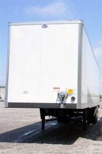 2021 UTILITY 36' ROLL-UP DOOR VAN TRAILER - END LOADER/BEVERAGE 6032685843